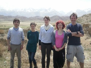 ECLA Students in Kyrgyzstan