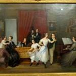 Berlin Jewish Museum Painting
