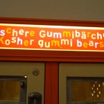 Kosher Gummi Bears in Berlin