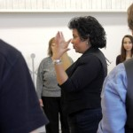 """""""So you think you can't sing?"""" workshop at Theaterhaus Mitte"""
