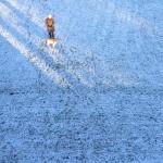 Winter in Pankow