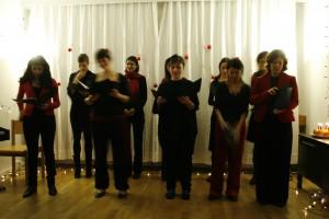 ECLA choir