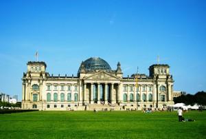 Visit to Reichstag
