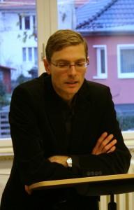 Professor Martin Puchner
