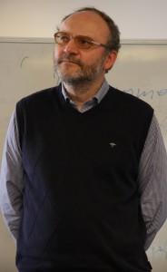Professor Norbert Blößner