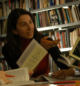 The Launch of a New Book by Laura Scuriatti