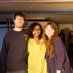 ECLA Studio Theater students