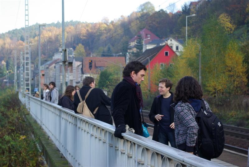 ECLA Dresden Trip