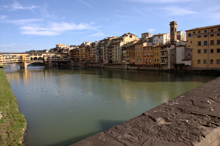 ECLA Italy Trip: Ponte Vecchio