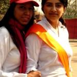Maria Khan, Kinnaird College