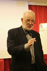 ECLA Guest Lecturer: Barrie Bullen On Pater