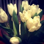 Flowers Upon Arrival