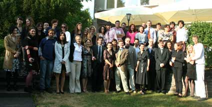ECLA (European College of Liberal Arts) - Class of 2008