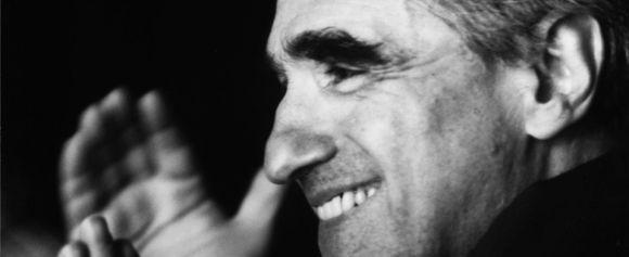Martin Scorsese portrait