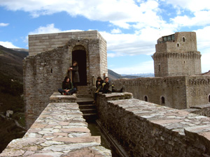 Pilgrimages to the monasteries of Assisi and San Marco