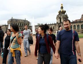 ECLA ISU 2006 Spends a Long Weekend in Dresden and Meissen