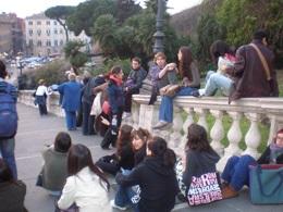 Last Day in Rome