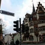 Marburg city scape