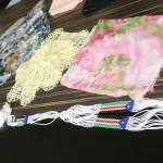 Silk and Jewelry