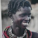 Portrait Of a South Sudanese Woman