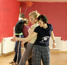 AY Student Brings Dance to ECLA