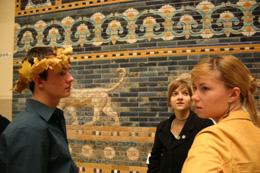 ECLA Berlin Pergamon Visit 2006