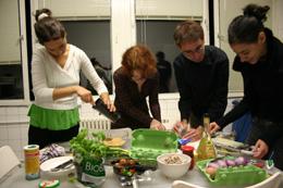 ECLA International Dinner 2006