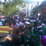 Rio de Janeiro Carnival Crowd