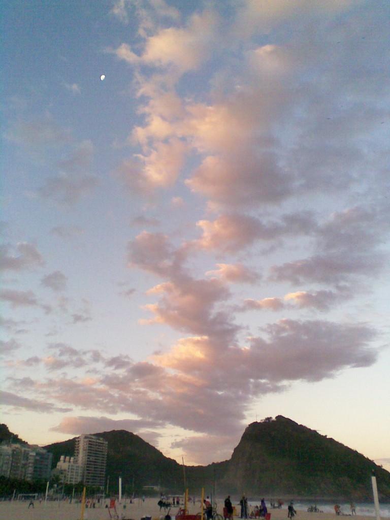 Rio de Janeiro Clouds