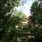 View on Das Buddhistisches Haus on the Way Back .