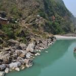 A little change from Kathmandu's rivers