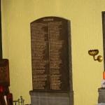 An Inscribed Sanskrit Stele .