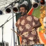 One of the Lanaya Singers
