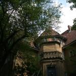 Hidden Buddhist Gateway in Frohnau