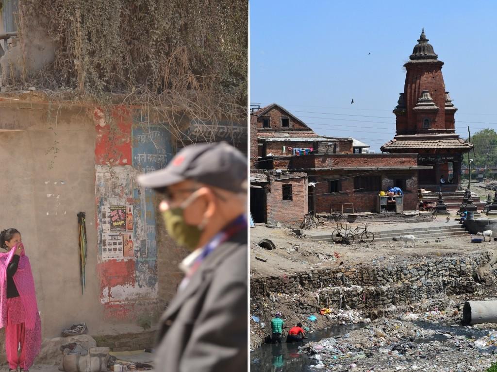 Pollution in Nepal, Kathmandu