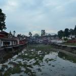 Pashupatinath after the rain