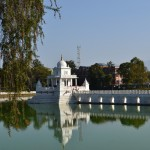 White Temple (the entrance is used during major Hindu celebrations)