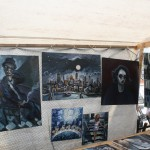Night Terrors – found at one of the art stands