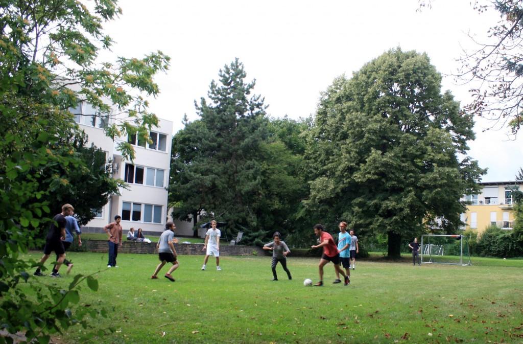 ECLA Soccer Game