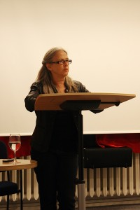 Susan Gillespie at ECLA of Bard