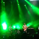 Klaxons performing at Berlin Festival 2013