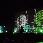 Pet Shop Boys had colorful, visually pleasing projections.