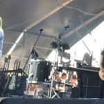 Ellie Goulding performing at Berlin Festival 2013