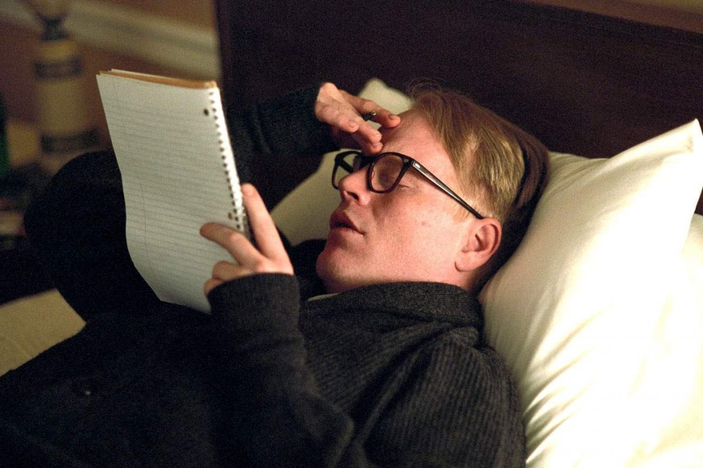 Hoffman in the 2005 film Capote