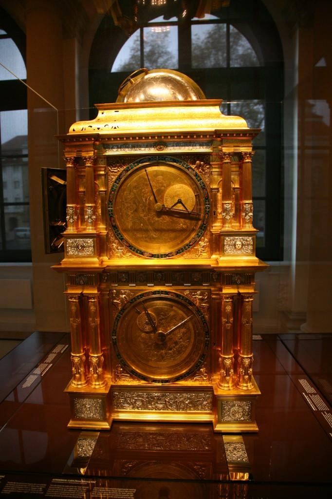 Astronomical Clock (photo by Irina Stelea)