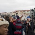 [8] Street Musicians on Charles Bridge III