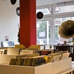 Vinyl store Pankow