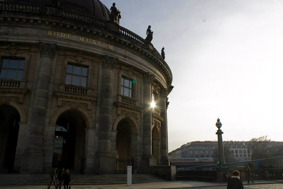 Bode Museum at Museum Island (photo by Inasa Bibic)
