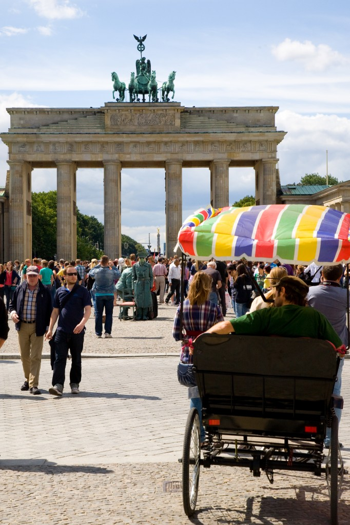 Brandenburg Gate (Photo by Irina Stelea)