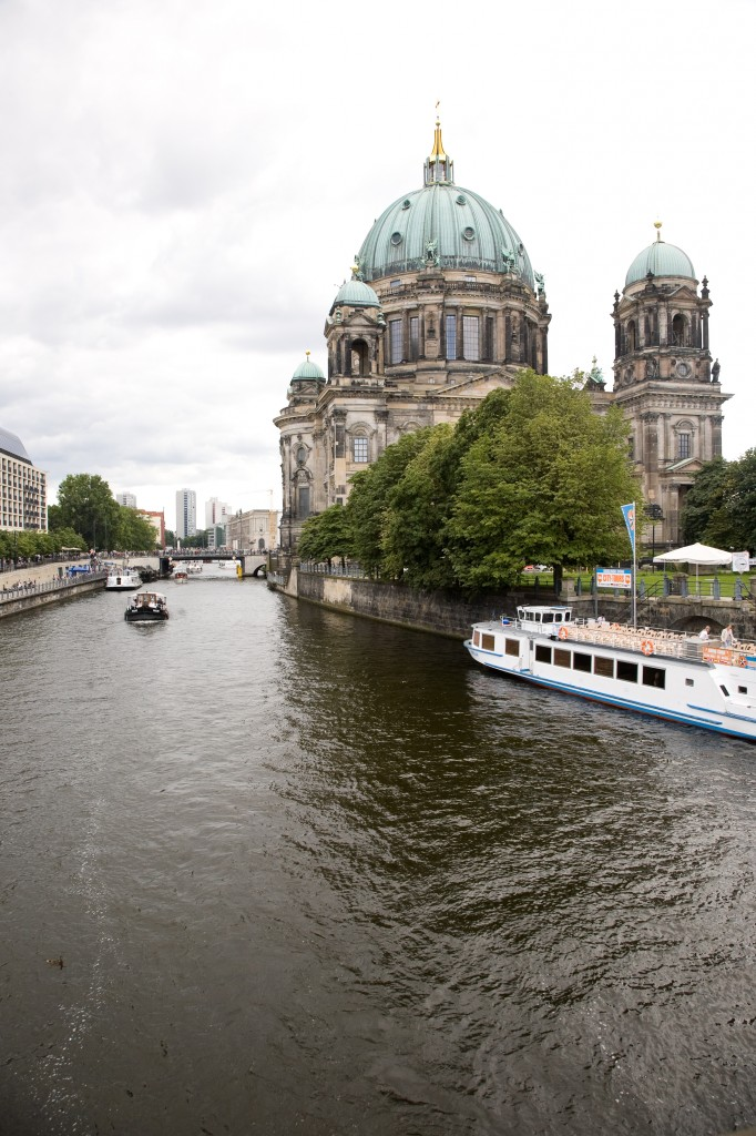 River Spree in Berlin (Photo by Irina Stelea)